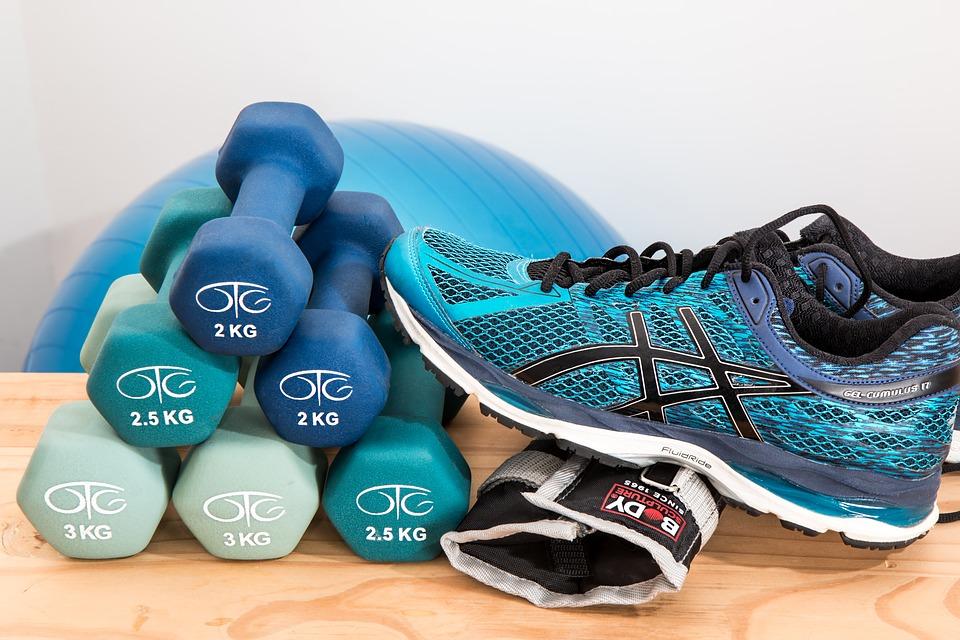 gimnasio - Ejercicio físico y salud mental.